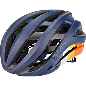 Giro Aether MIPS Kask rowerowy, matte midnight bars